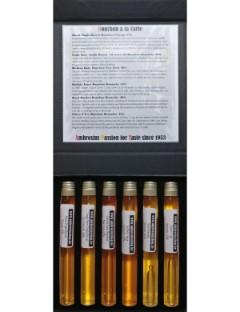 Tasting Tubes Bourbon a la Carte 6*2,5cl