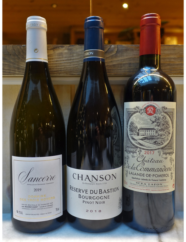 French Classics 3x75cl
