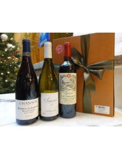 French Classics 3x75cl Gift Box