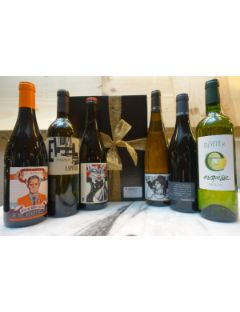 Natural Wines 6x75cl Gift Box