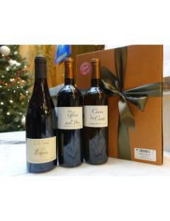 Organic Wines 3x75cl Gift Box
