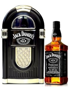 Jack Daniels Old n 7 Juke Box 40% 70cl