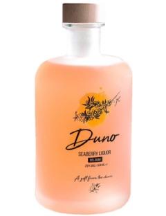Duno Belgian Seaberry Liquor 25% 50cl