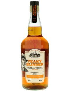 Peaky Blinder Sadler Bourbon Whiskey 40% 70cl
