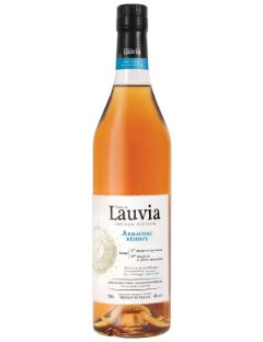 Comte de Lauvia Armagnac Reserve 40% 70cl