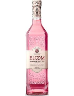 Bloom Jasmin  en  Rose Gin lim edition 70cl 40%