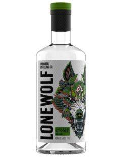 Lone Wolf Cactus  en  Lime Gin 40% 70cl