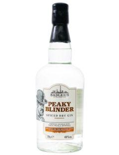 Peaky Blinder Sadler Spiced Dry Gin 40% 70cl