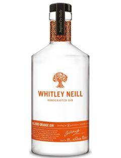 Whitley Neill blood Orange Gin 43% 0,7