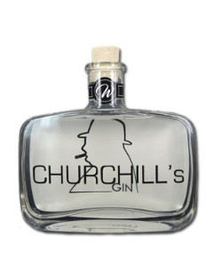 Churchill s Gin Tabacco Infused 50 cl 37,5%