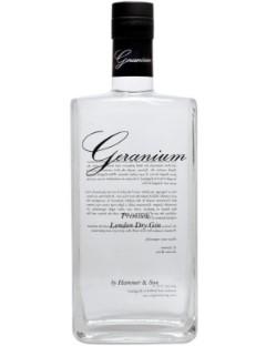 Geranium London Dry Gin 44% 70cl