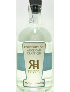 Roundhouse American Craft Gin 70cl 47%