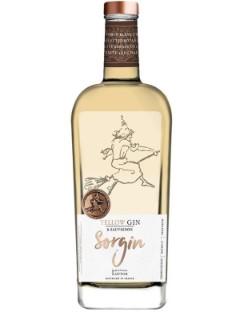 Sorgin Sauvignon yellow gin 43% 70cl