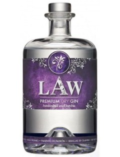 Law Gin Ibiza 44% 0.7l