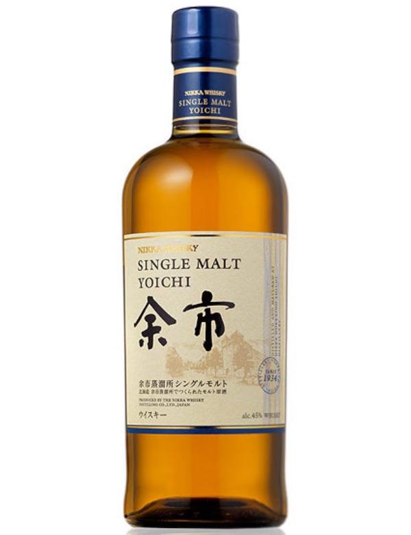 Nikka Yoichi Single Malt 45% 0.7