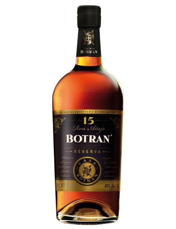 Botran Reserva 15y 40% 70cl
