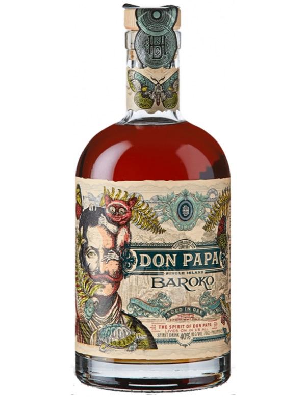 Don Papa Baroko 40% 70cl