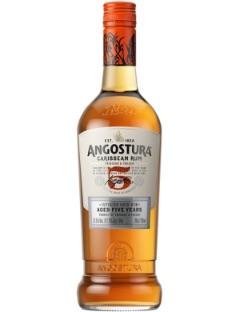 ANGOSTURA 5 Y 40% 70cl