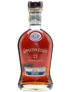Appleton estate 21Y old rum Lim Release 43% 70cl