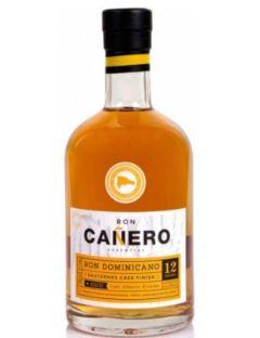 Canero Rum Dominicana 12 y Sauternes cask 41% 70cl