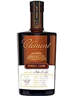 Clement rhum Single Cask Cuvee Moka Torrefie 41,8 50cl