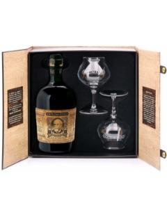 Diplomatico Reserva de la Familia Gift Pack 2 glazen 75cl