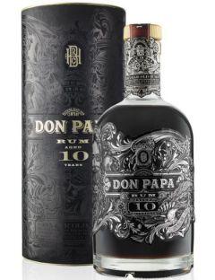 Don Papa 10Y Old Rum 0,7