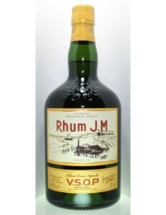 JM Rhum VSOP 43% 70cl