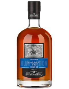 Rum Nation 10y Panama 0.7l 40%