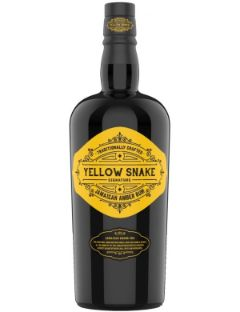 Yellow Snake Jamaican Amber Rum 70cl 40%
