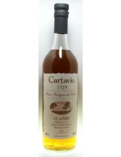 CARTAVIO 12 ANOS RUM PERU 40% 70cl.