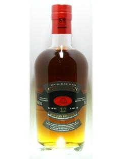 Cihuatan 12y Rum El Salvador 70cl 40%