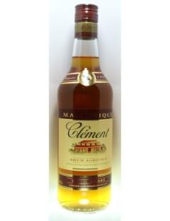 Clement Rhum ambre  40% 70cl