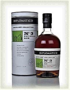 Diplomatico Distillery Collect. N3 Pot Still 47% 70cl