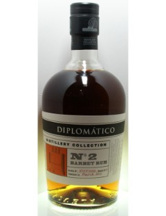 Diplomatico Distil. Collection N2 Barbet 70cl