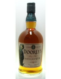 Doorly s 12 y Barbados Rum 70cl. 40%