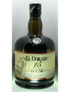 El Dorado 15Y Guyana RUM 43% 70cl