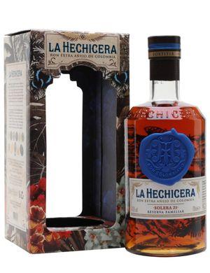 La Hechicera Rum 21 Years 70cl 40%