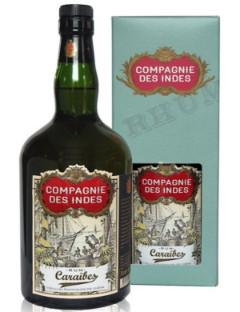 Compagnie des Indes Caraibes Rum 40% 70 cl