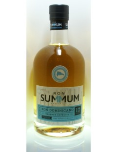 Summum rum 12 y Anejo 70 cl 38%