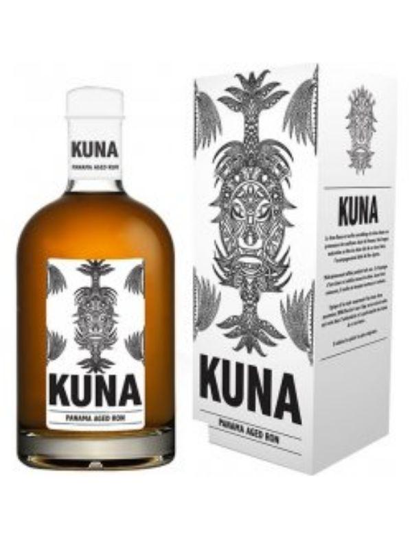 Kuna Panama Aged Rum 70cl 40%