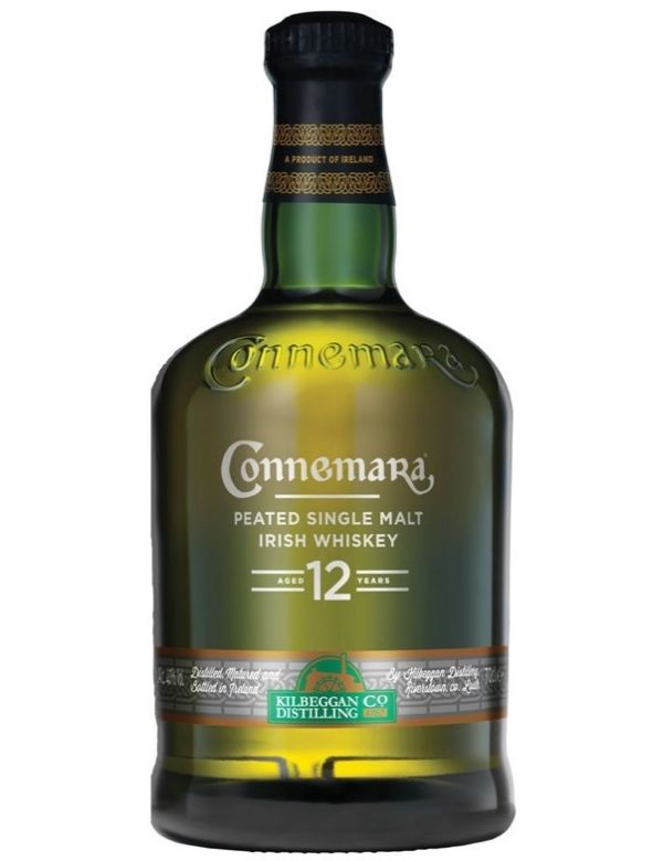 Connemara 12 years Irish Peated Malt 40% 70cl