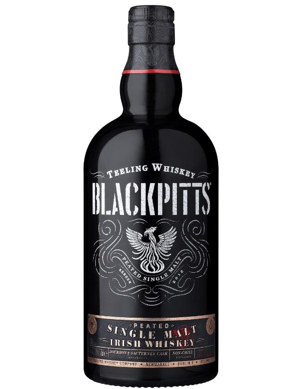 Teeling Blackpitts Peated 46% 70cl