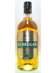 Kilbeggan Finest Irish Blended Whisky 70cl 40%