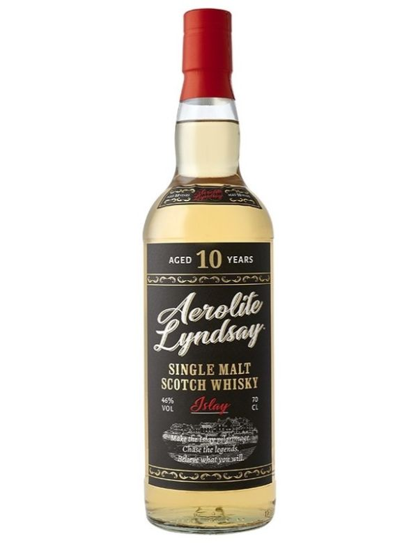 Aerolite Lyndsay 10 years Single Malt 70cl