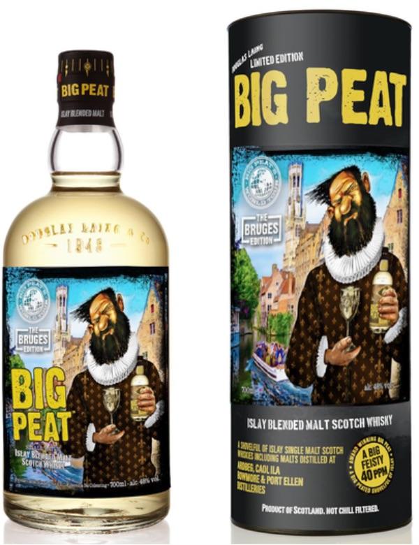 Big Peat Bruges Limited Edition 48% 70cl