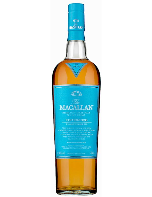 Macallan  Limited Edition N6 48,60% 70cl