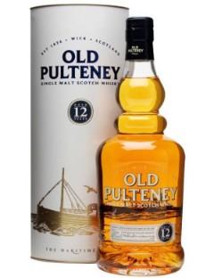 OLD PULTENEY 12 Y single Malt 0.7 40%