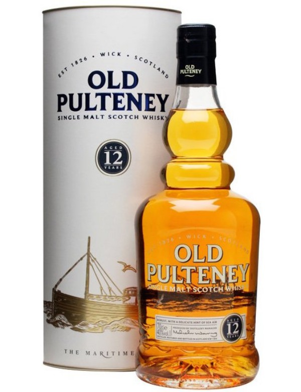 OLD PULTENEY 12 Y single Malt 0.7 40%