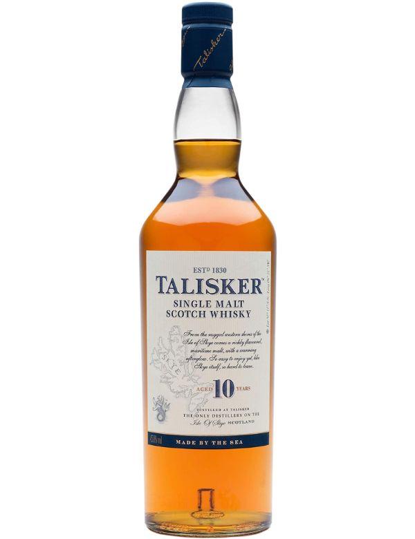 Talisker Classic Malt 10y 70cl 45,8%